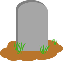 Cemetery clipart cementery. Graphics illustration red font