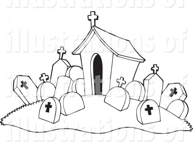 Cemetery clipart church cemetery. Graveyard free on dumielauxepices