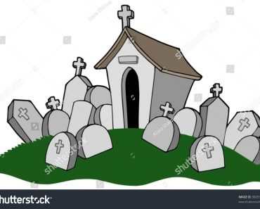 Cemetery clipart cute. New party hat gallery
