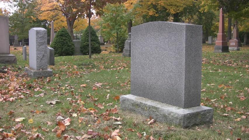 Fairybush landscaping grave maintenance. Cemetery clipart gravesite