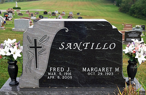 Cemetery clipart gravesite. Catholic monument and headstone