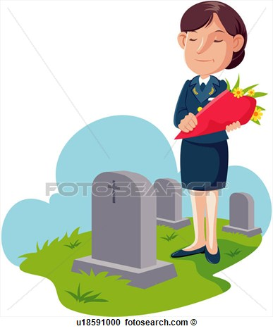 Grave group pencil and. Cemetery clipart gravesite