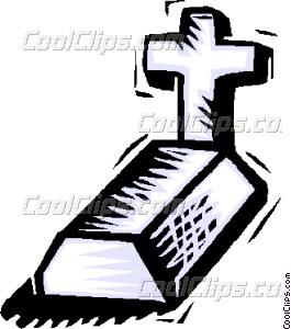 Plot vector clip art. Cemetery clipart graveyard