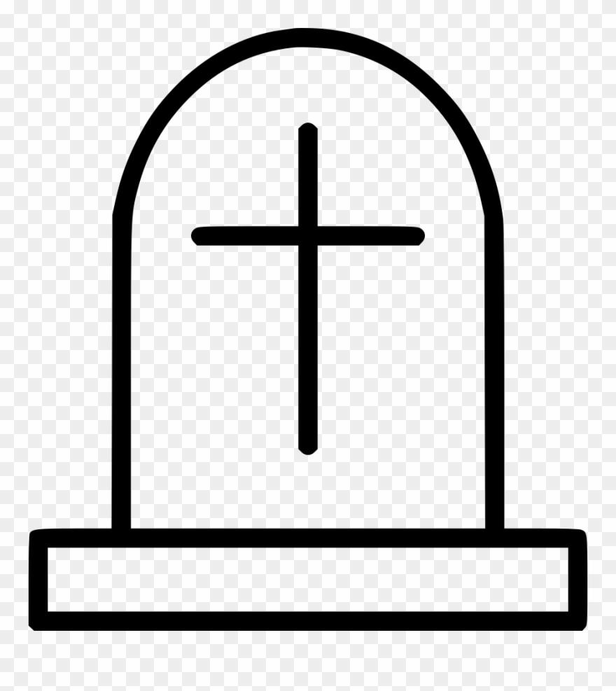 Cemetery clipart graveyard. Necropolis svg png icon