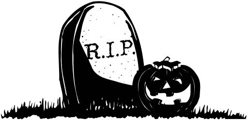 Cemetery clipart halloween. Free graveyard public domain