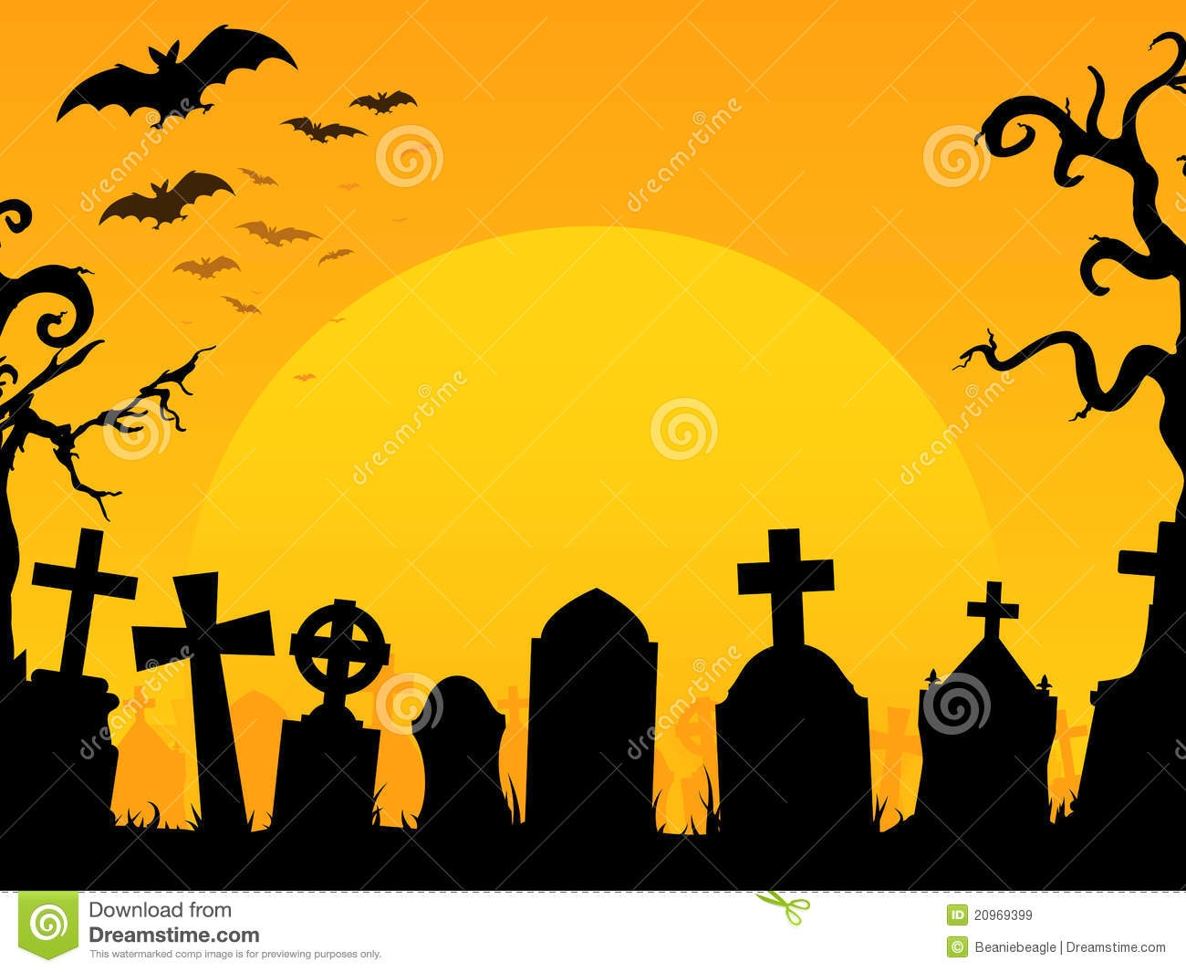 Awesome collection digital coloring. Cemetery clipart halloween graveyard