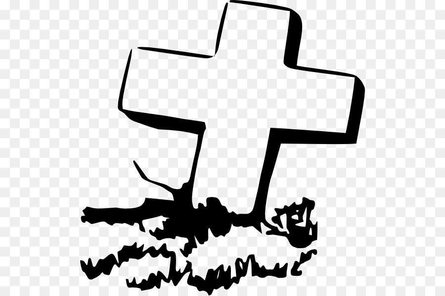 Cemetery clipart headstone. Grave cross clip art