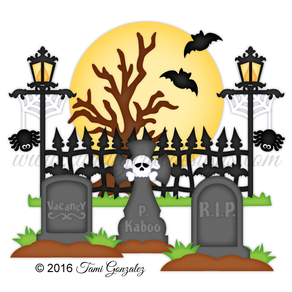 Scroll clipart headstone. Spooky graveyard png