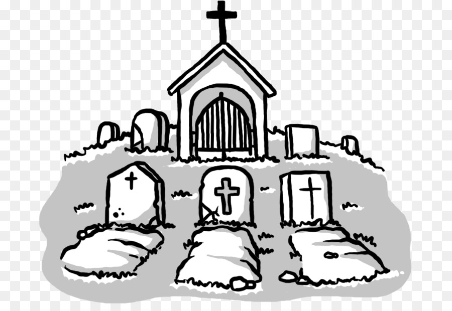 Grave drawing tomb clip. Cemetery clipart tombs