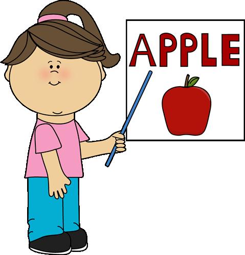 Centers clipart alphabet. School kids clip art