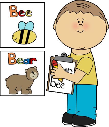 Write the room center. Writer clipart kindergarten writing