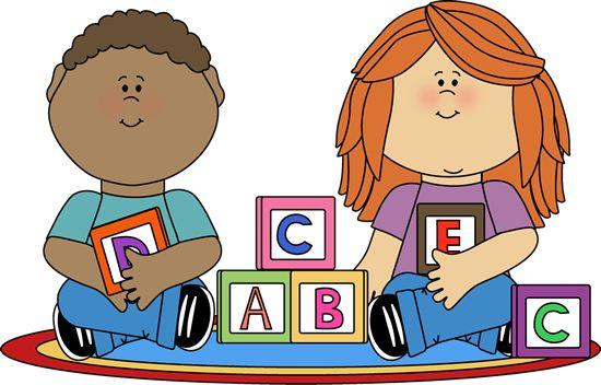 Centers classroom