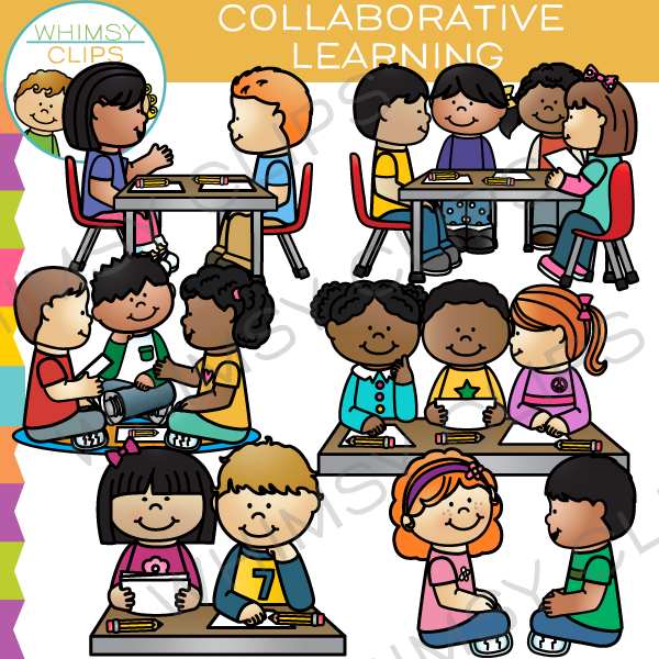 School classroom centers clip. Learning clipart