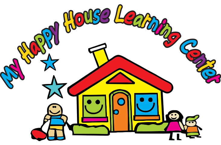 Preschool clipart logo. My happy house daycare