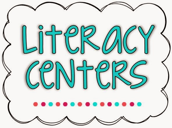Centers clipart literacy center. Update freebie included little