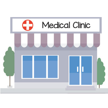 Medical clipart medical clinic. Building astcrm