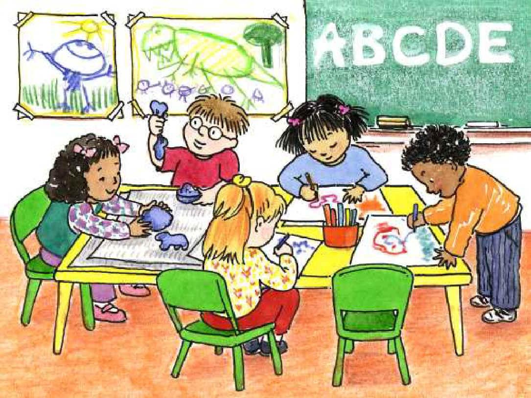 Centers clipart preschool learning. Portal