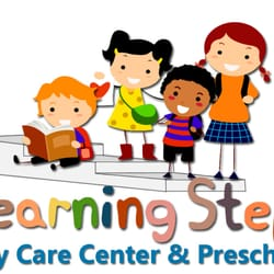 Steps day care center. Centers clipart preschool learning