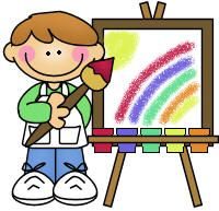 best thematic vs. Centers clipart preschool learning