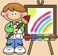 Free kindergarten center cliparts. Centers clipart preschool learning