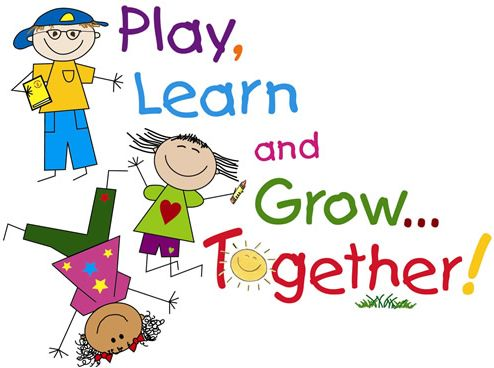 Centers clipart preschool learning. Campfield early center kids
