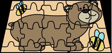 Puzzle clipart puzzle board. Clip art image