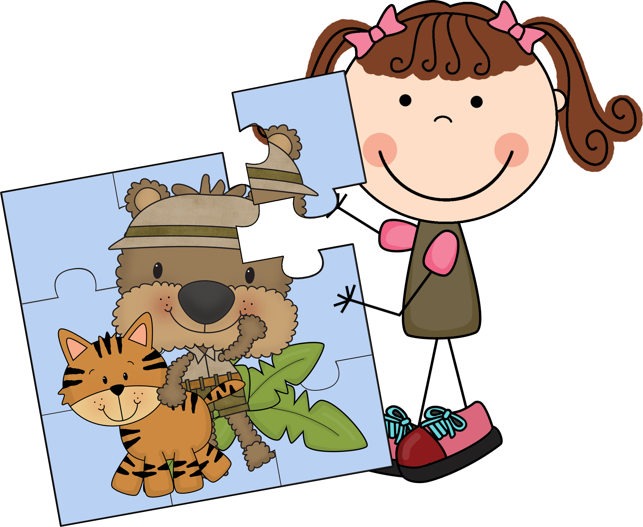 Puzzle clipart center. Index of images scrappin