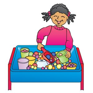 best discovery images. Centers clipart sensory table