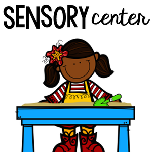 Lovely commotion sensorypng. Centers clipart sensory table