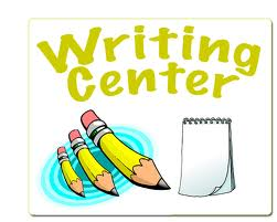 Clipart writing writing center. Free cliparts download clip