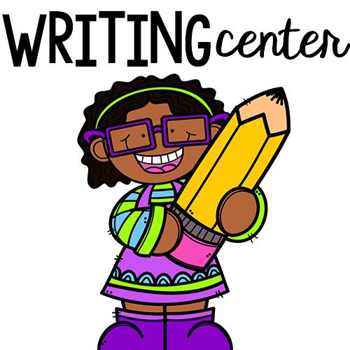 Clipart writing writing centre. Preschool center