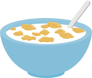 Cereal clipart. Image result for bowl