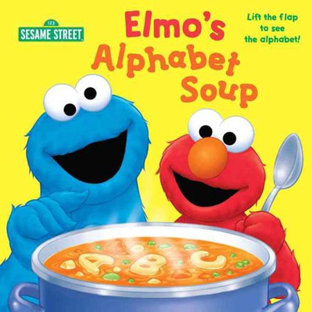 Cereal clipart alphabet soup. Elmo s sesame steet