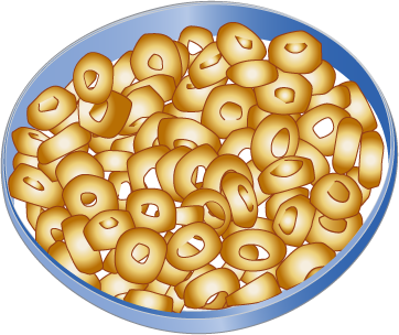 Cereal clipart animated. Free cartoon bowl of
