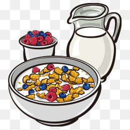 Of png vectors psd. Cereal clipart bowl cereal