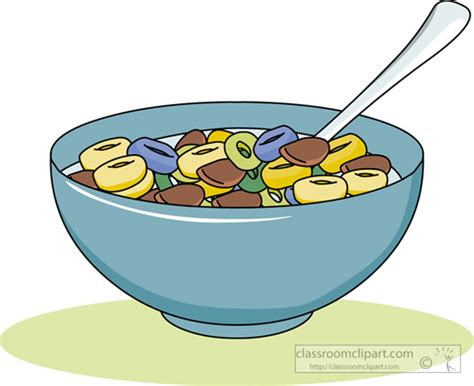Of soup cartoon castrophotos. Cereal clipart bowl spoon