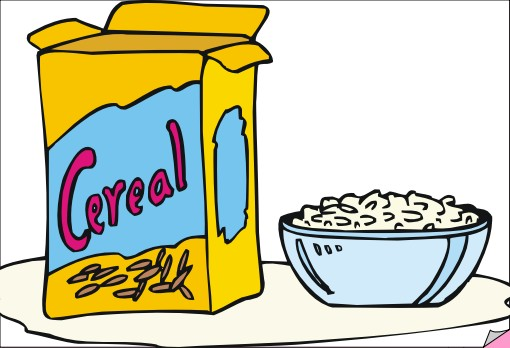 Cereal clipart breakfast time. Box free download best