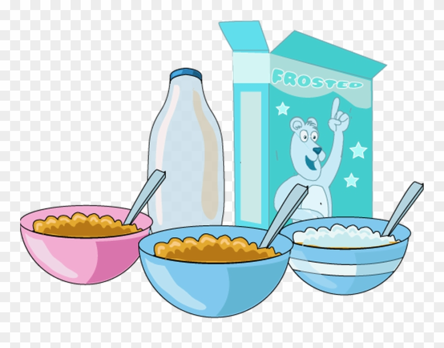 Holwell primary school png. Cereal clipart breakfast time