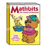 Abeka clip art mathbits. Cereal clipart cereal box