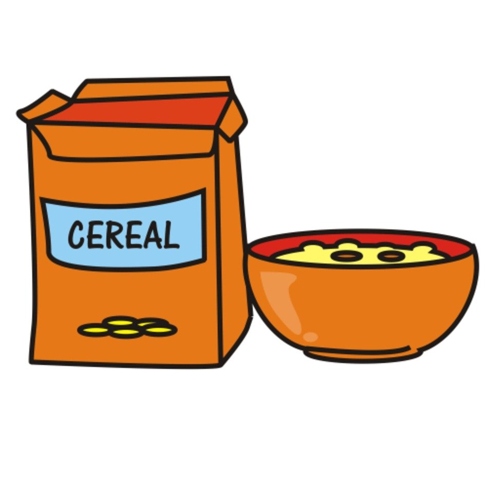 And clip art free. Cereal clipart cereal milk