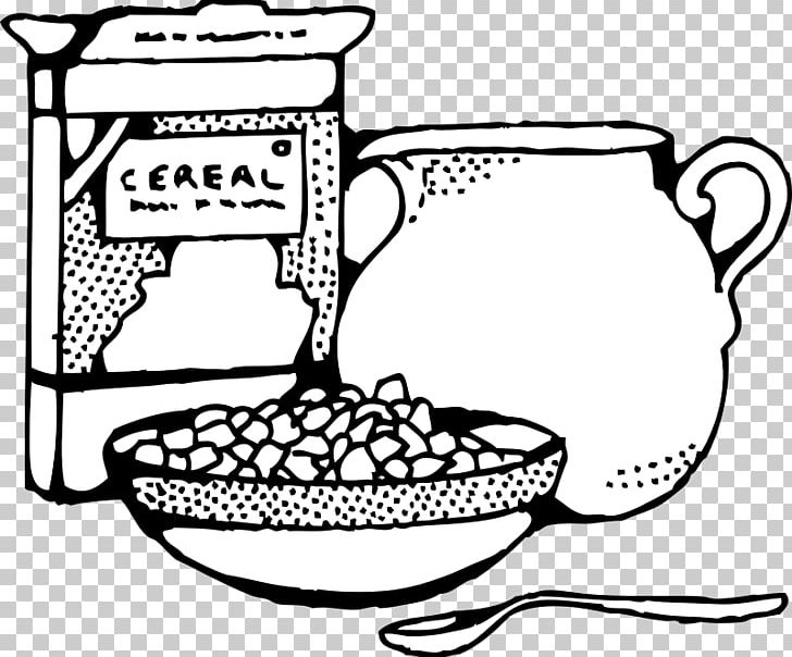 Breakfast bowl png area. Cereal clipart cereal milk
