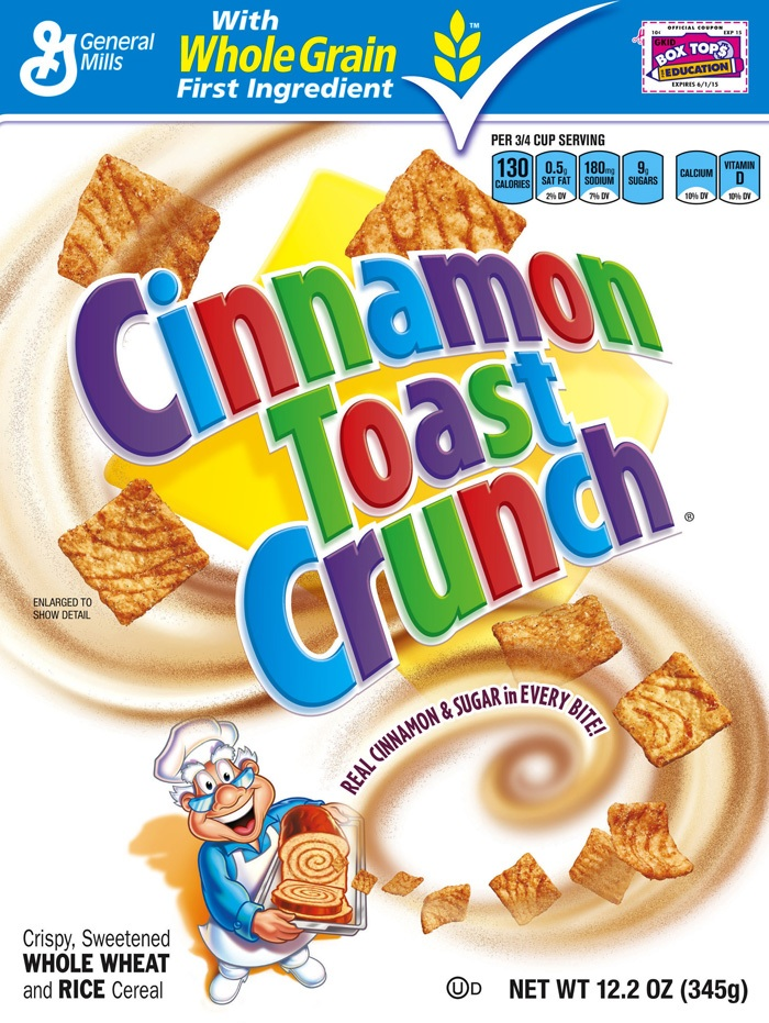 Cereal clipart cereal toast. Cinnamon crunch wiki fandom