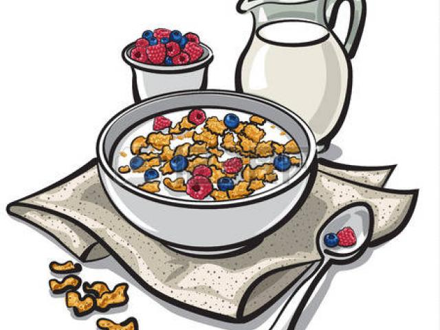 Pictures free download clip. Cereal clipart cerial