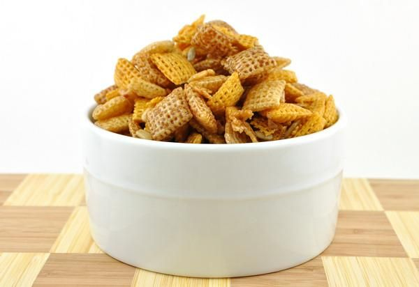 Cereal clipart chex mix. Brittle recipe gluten free