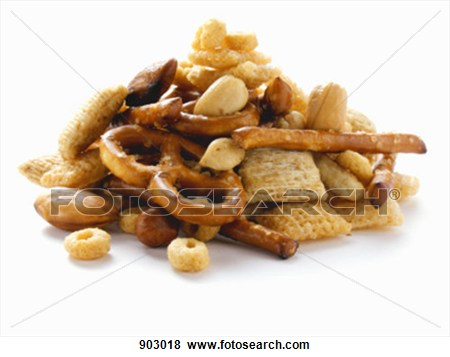 . Cereal clipart chex mix