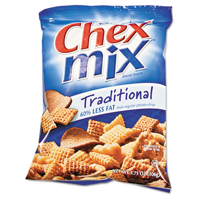 Cereal clipart chex mix. Traditional flavor trail oz