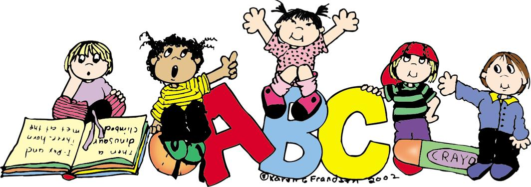 Cereal preschool free pnglogocoloring. Abc clipart early childhood education