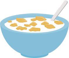 Clip Art of Breakfast Foods