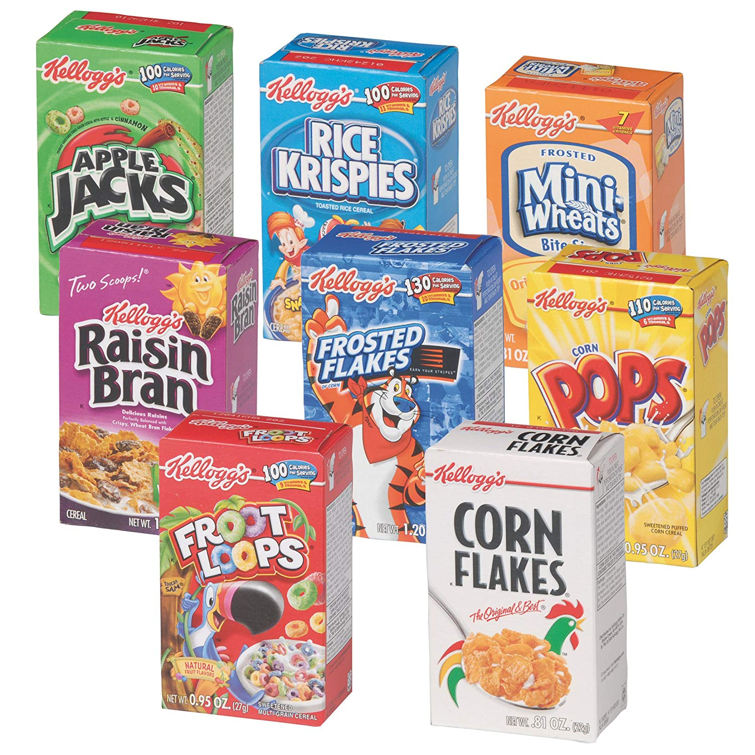 Cereal clipart cold cereal. Amazon com kellogg s