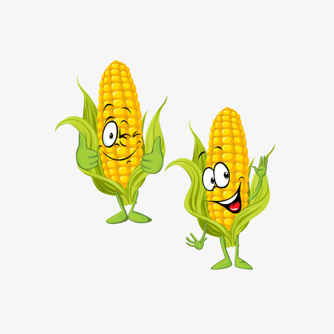 Cereal clipart cute. Corn yellow sir cereals